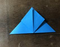 折り紙のちょうの折り方 蝶52