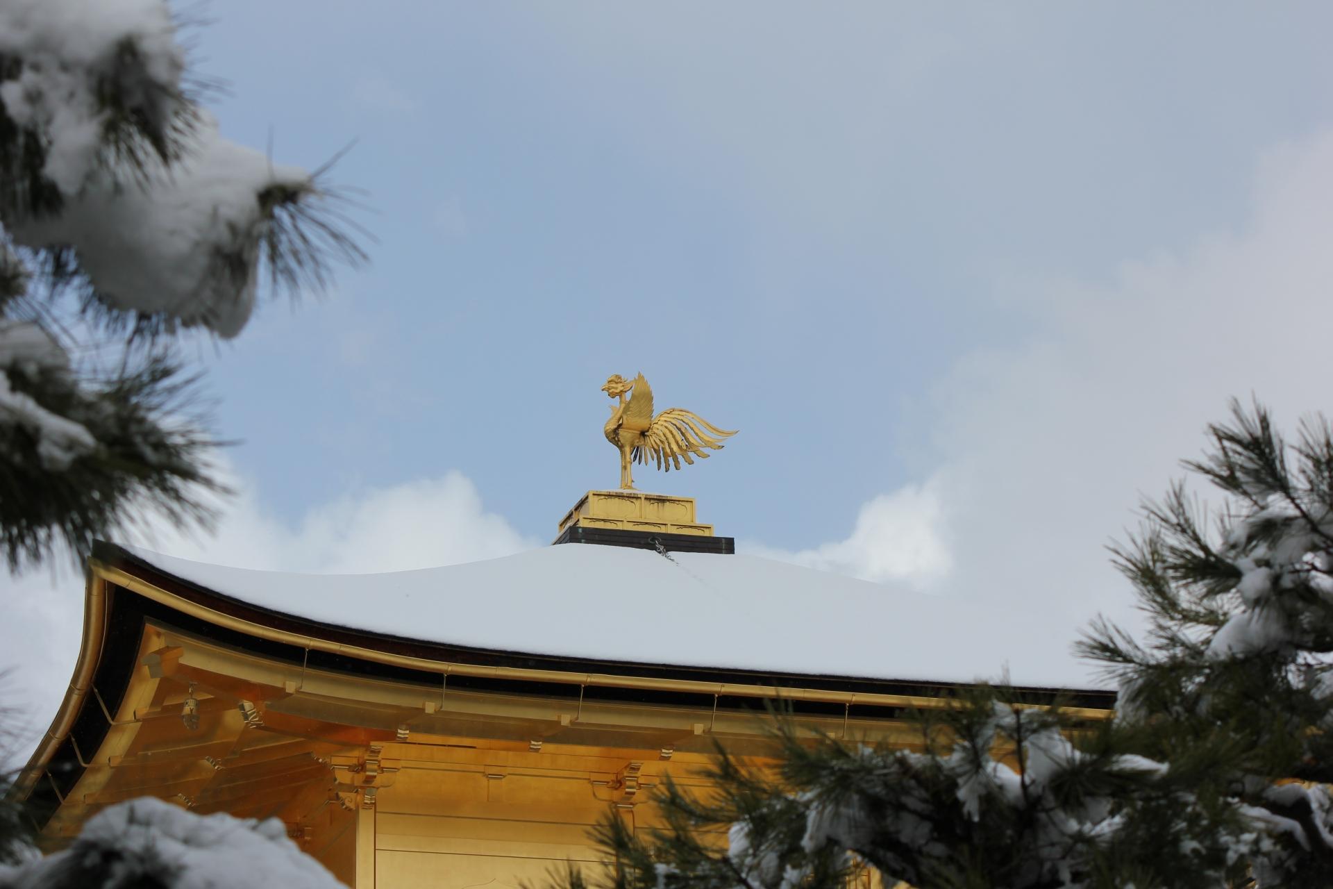 金閣寺の見所ポイント