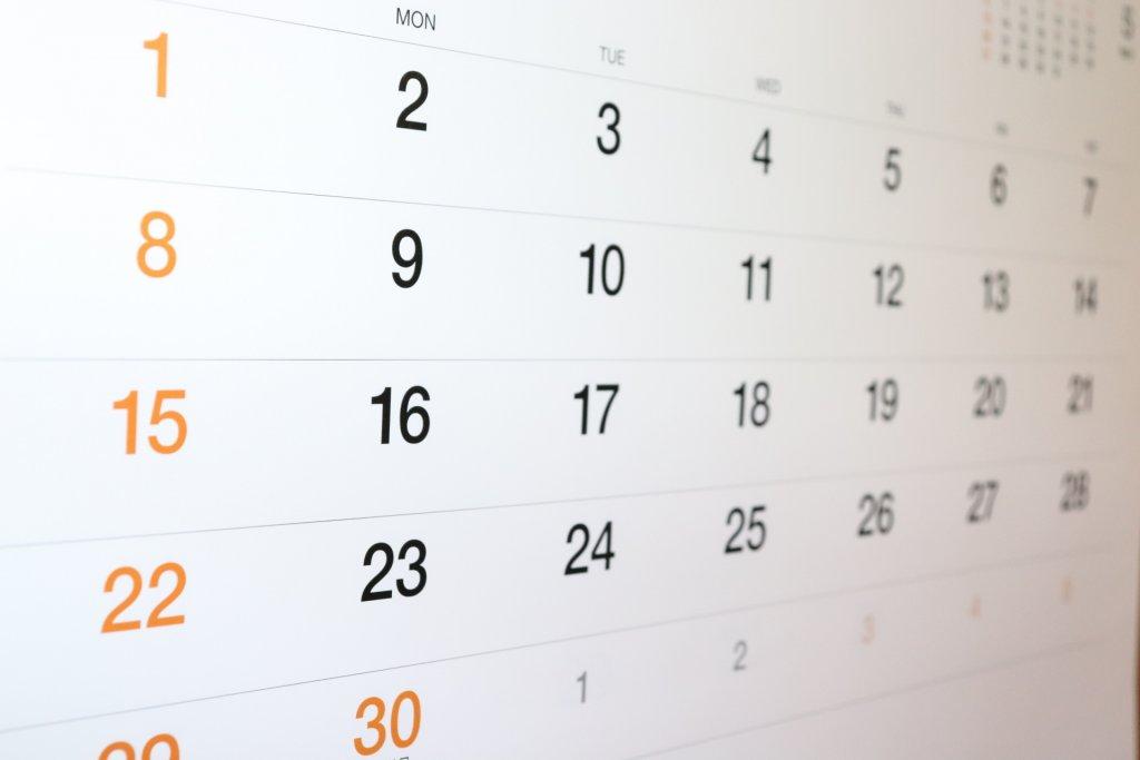 無料の2019年おすすめカレンダーをご紹介!