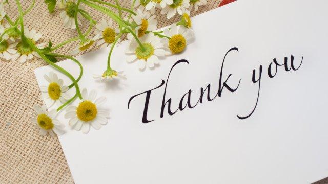 お礼状の書き方と例文をご紹介!ビジネスやお中元などのケースも!