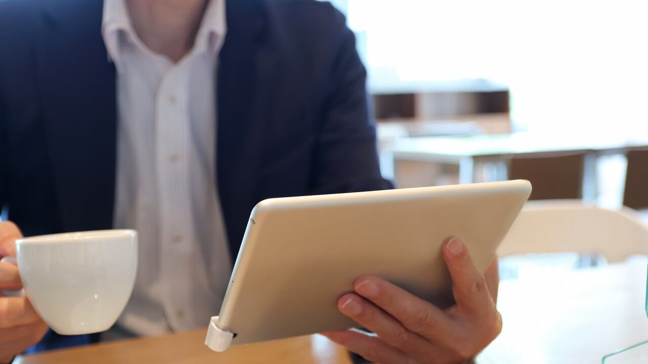 タブレットの使い方やキーボードの設定方法など(初心者向け)