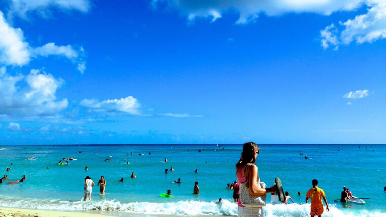 ハワイのおすすめ観光スポットについて