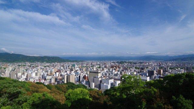 松山のおすすめ観光スポット!便利な観光マップについてもご紹介!