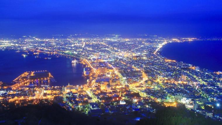 函館のおすすめ観光スポット!観光バスや便利なマップについてもご紹介