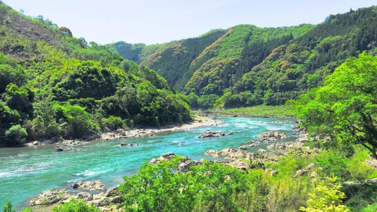 四国地方の観光スポットとおすすめの観光マップをご紹介!