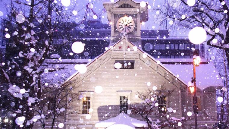札幌のおすすめ観光スポット!便利な観光マップと天気・服装について