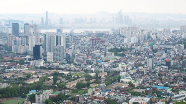 ソウルのおすすめ観光スポット!便利な天気の長期予報もご紹介!