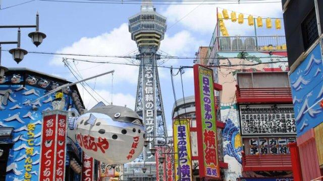 大阪のおすすめ観光スポット!おいしいたこ焼き屋さんや子供連れスポットについて!
