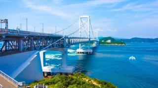 淡路島のおすすめ観光スポット!おもしろマップやキティちゃんレストランについて