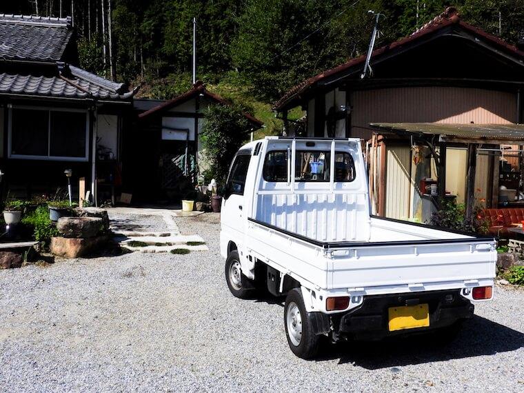 キャンピングカーを軽トラで自作する方法